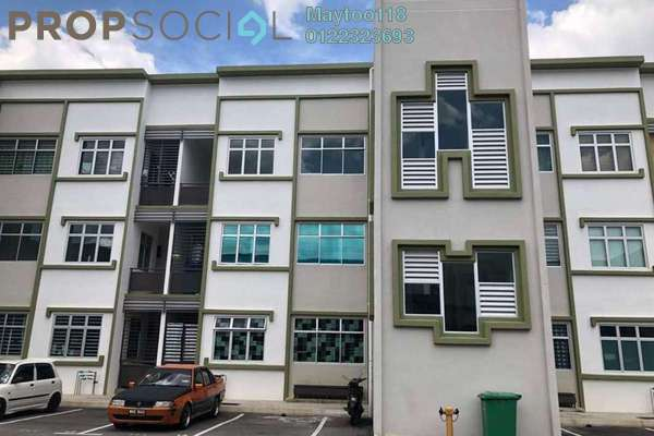 For Rent Condominium at Citra Hill, Mantin Freehold Unfurnished 3R/2B 850translationmissing:en.pricing.unit