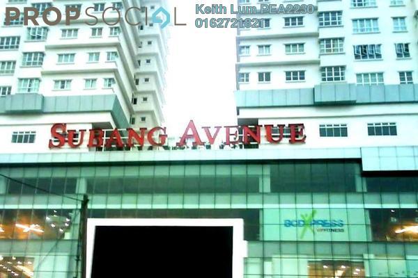 Condominium For Sale in Subang Avenue, Subang Jaya Freehold Semi Furnished 3R/2B 685k