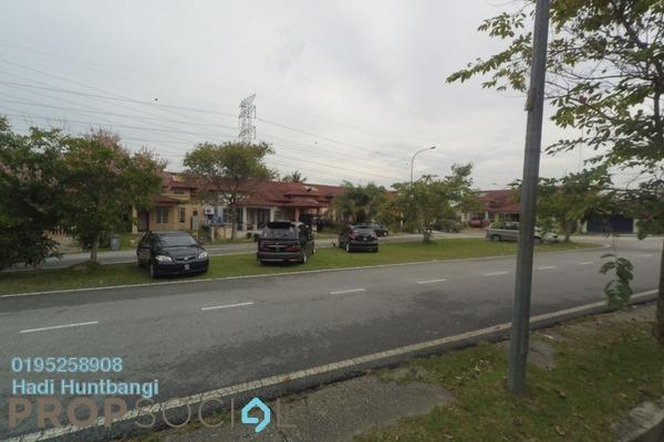 Terrace For Sale in Persada Iklas, Bandar Enstek Freehold Unfurnished 3R/2B 350k