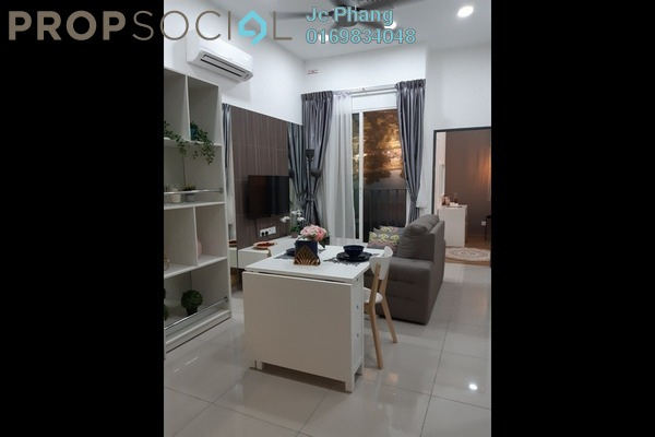 Serviced Residence For Sale in Damansara Uptown, Damansara Utama Freehold Unfurnished 2R/1B 290k