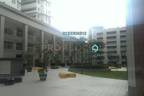 Office For Sale in IOI Business Park, Bandar Puchong Jaya Freehold Fully Furnished 0R/0B 1.28m