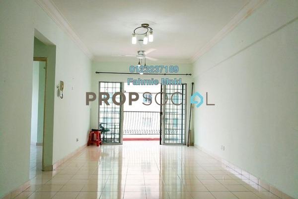 Condominium For Sale in Mandy Villa, Segambut Freehold Semi Furnished 3R/2B 330k