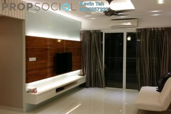 For Rent Condominium at Ceriaan Kiara, Mont Kiara Freehold Fully Furnished 4R/4B 3.8k