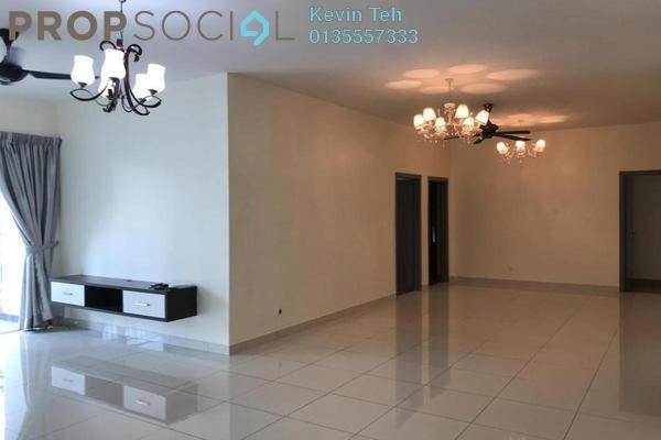 For Rent Condominium at Ceriaan Kiara, Mont Kiara Freehold Semi Furnished 4R/4B 3.8k