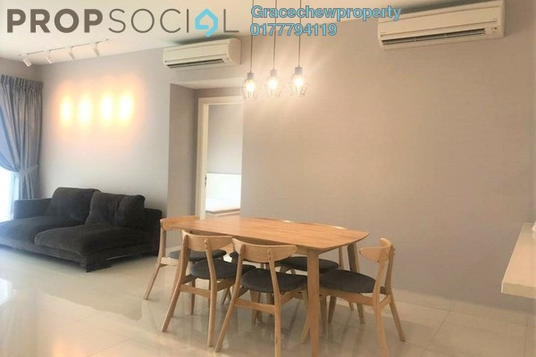 Serviced Residence For Rent in Teega, Puteri Harbour Freehold Fully Furnished 3R/2B 3.1k