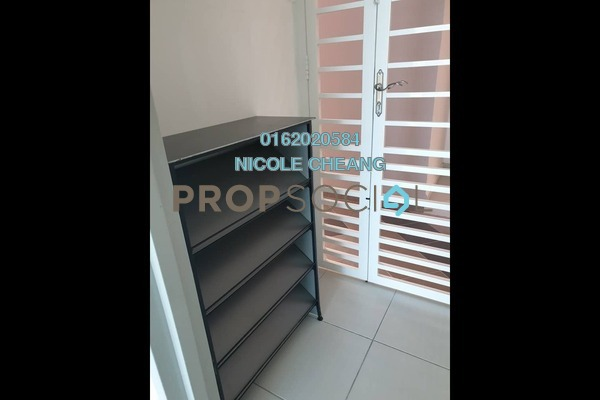 Condominium For Rent in The Zizz, Damansara Damai Freehold Semi Furnished 3R/2B 1.3k