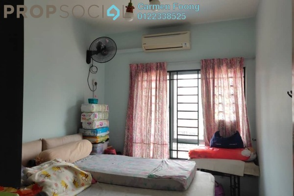 Condominium For Sale in Connaught Avenue, Cheras Freehold Fully Furnished 3R/2B 420k