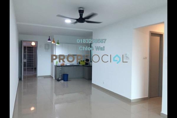 Condominium For Sale in Kiara Residence 2, Bukit Jalil Freehold Semi Furnished 4R/3B 630k