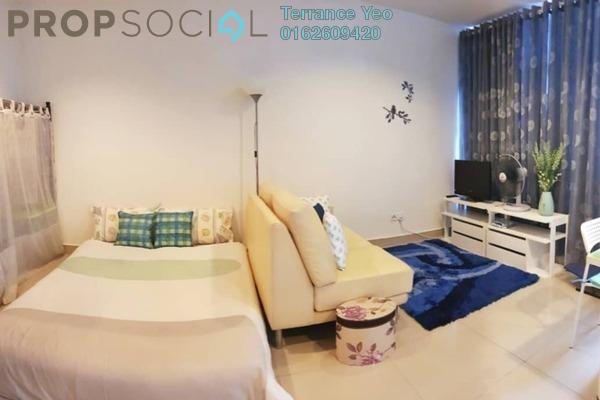 Condominium For Sale in PJ5 SOHO, Kelana Jaya Freehold Fully Furnished 1R/1B 328k