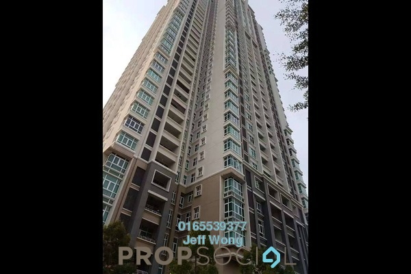 Condominium For Sale in Fettes Residences, Tanjung Tokong Freehold Fully Furnished 4R/3B 2m