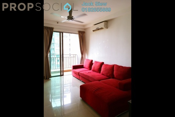 Serviced Residence For Rent in Shaftsbury Square, Cyberjaya Freehold Fully Furnished 2R/2B 2k