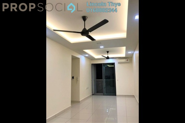 Serviced Residence For Rent in Trinity Aquata, Sungai Besi Freehold Semi Furnished 3R/2B 1.6k