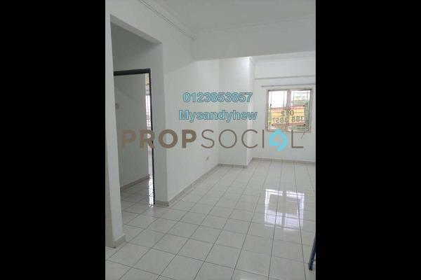 Apartment For Sale in Taman Damai Impian 2, Bandar Damai Perdana Freehold Semi Furnished 3R/2B 250k