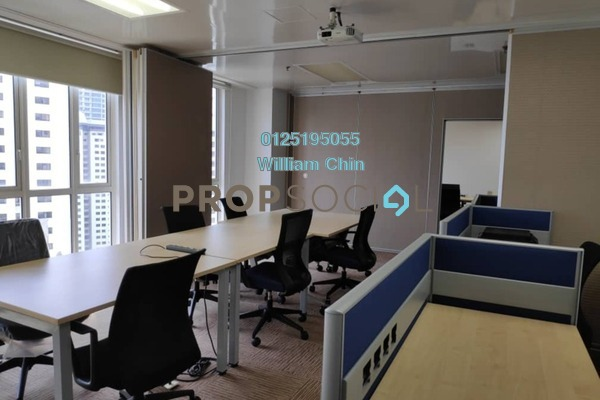 Office For Sale in One Mont Kiara, Mont Kiara Freehold fully_furnished 7R/0B 1.3m