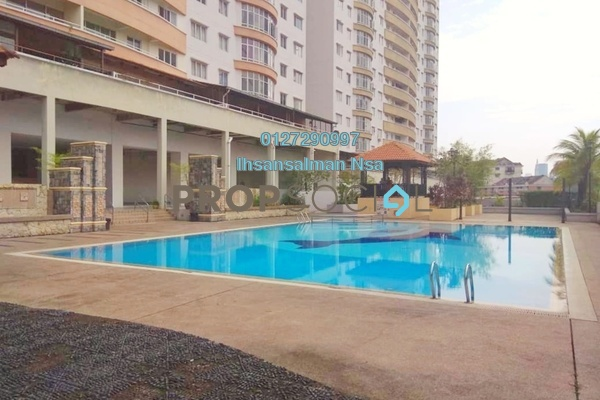 Condominium For Sale in Putra Majestik, Sentul Freehold Semi Furnished 3R/2B 400k