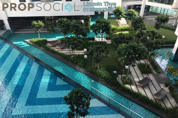 Serviced Residence For Rent in Trinity Aquata, Sungai Besi Freehold Unfurnished 3R/2B 1.8k