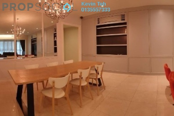 Condominium For Rent in Seni, Mont Kiara Freehold fully_furnished 3R/5B 8k