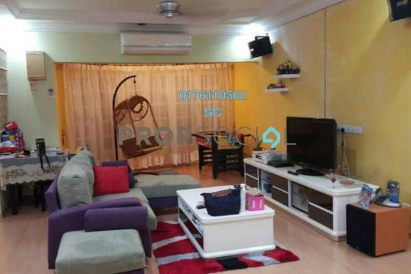 Terrace For Rent in BU11, Bandar Utama Freehold Fully Furnished 6R/4B 3k