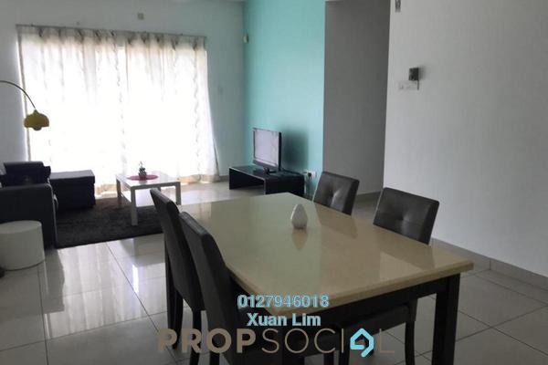 Serviced Residence For Rent in Endah Promenade, Sri Petaling Freehold Fully Furnished 3R/3B 2.8k