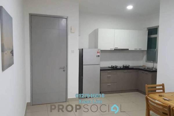 Condominium For Sale in Kiara Residence 2, Bukit Jalil Leasehold Fully Furnished 3R/2B 560k