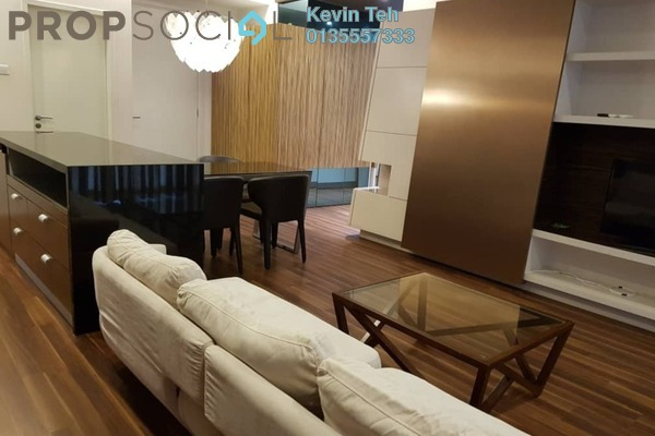 Condominium For Rent in VERVE Suites, Mont Kiara Freehold fully_furnished 2R/2B 3.8k