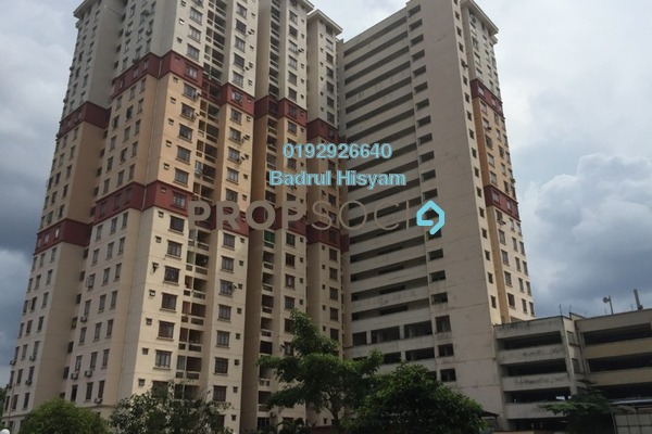 Apartment For Sale in Permai Putera, Ampang Freehold Unfurnished 3R/2B 320k