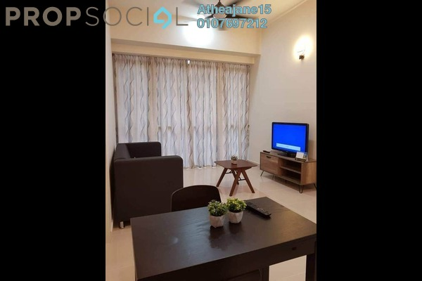 Serviced Residence For Rent in Third Avenue, Cyberjaya Freehold Fully Furnished 2R/2B 1.8k
