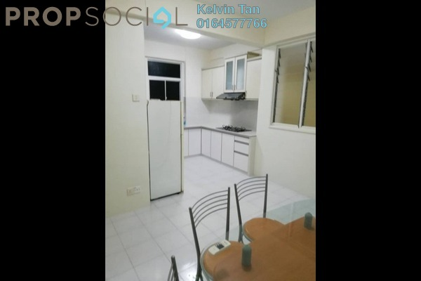 Condominium For Rent in Kingfisher Series, Green Lane Freehold Fully Furnished 3R/2B 1k