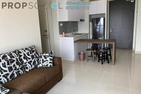 Serviced Residence For Rent in Third Avenue, Cyberjaya Freehold Fully Furnished 3R/2B 2.8k