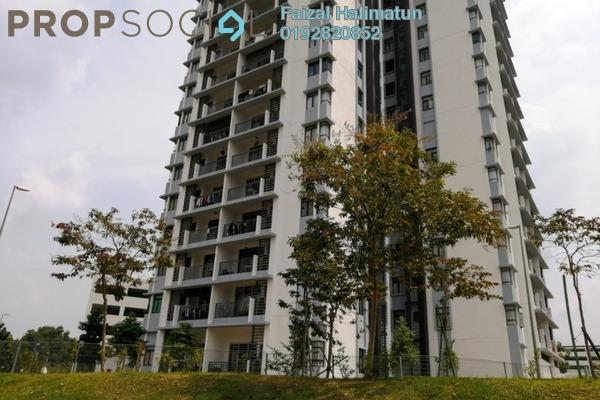 Condominium For Sale in Tamara, Putrajaya Freehold Unfurnished 3R/2B 600k