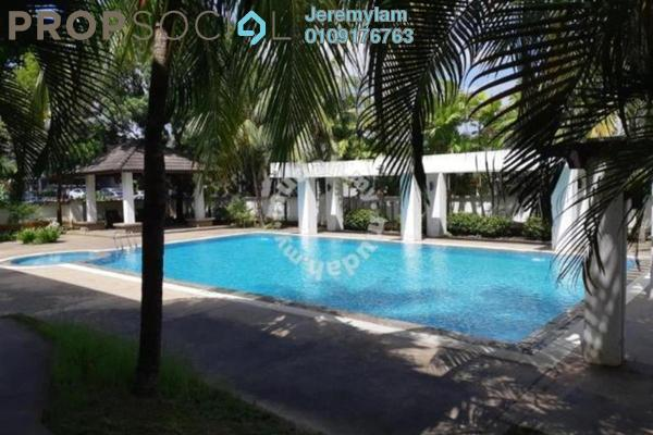 Condominium For Sale in Segar View, Cheras Freehold Fully Furnished 3R/2B 545k