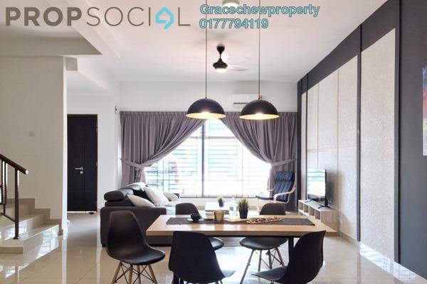 Terrace For Rent in Desaru Utama, Kota Tinggi Freehold Fully Furnished 4R/3B 2.98k