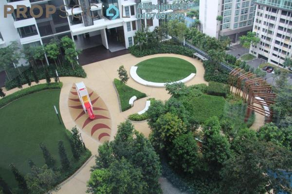 Duplex For Rent in Sky Park, Cyberjaya Freehold Fully Furnished 1R/1B 1.25k