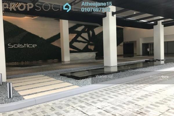 Condominium For Sale in Solstice @ Pan'gaea, Cyberjaya Freehold Fully Furnished 1R/1B 255k