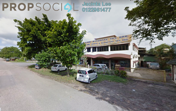 Factory For Sale in Taman Perindustrian Temerloh, Temerloh Freehold Semi Furnished 0R/0B 2.21m