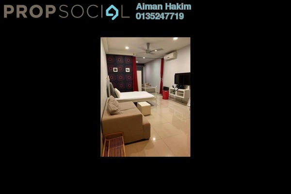 Serviced Residence For Rent in Shaftsbury Square, Cyberjaya Freehold Fully Furnished 1R/1B 1.3k