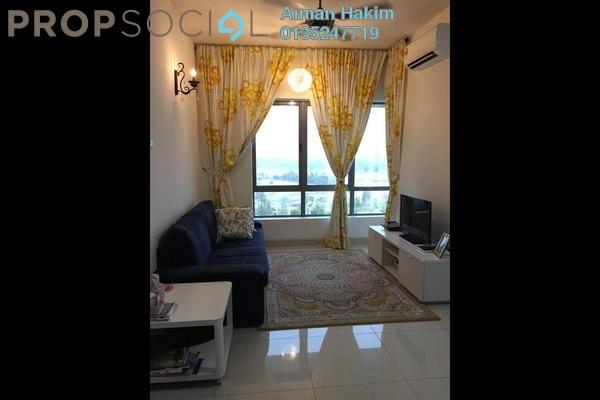 Condominium For Rent in Vega Residensi, Cyberjaya Freehold Fully Furnished 1R/1B 1k