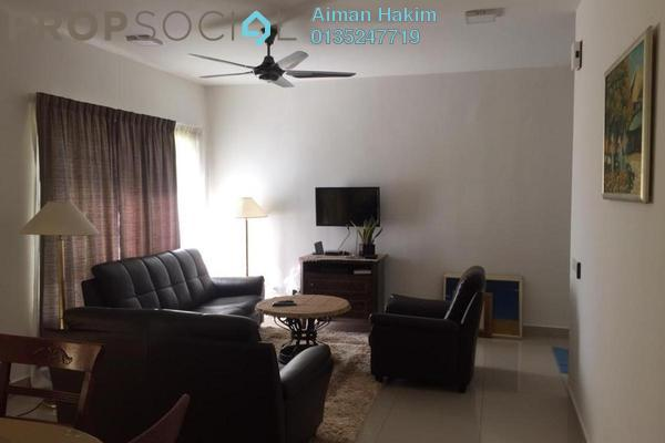 Apartment For Rent in PPA1M Pudina, Putrajaya Freehold Fully Furnished 3R/2B 1.5k