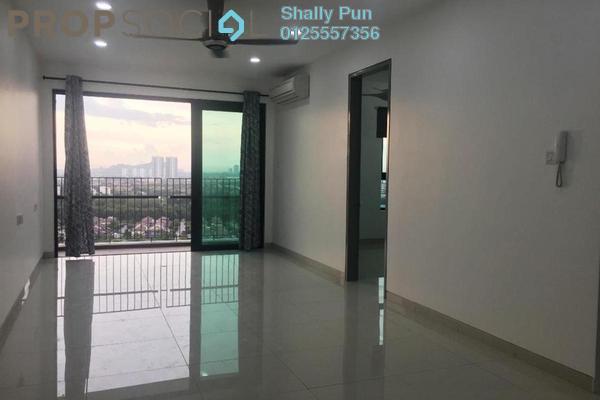 公寓 单位出售于 Epic Residence, Bandar Bukit Puchong Freehold Semi Furnished 1R/1B 389.0千
