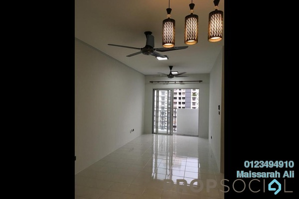 Condominium For Rent in Lanai Gurney, Keramat Freehold Semi Furnished 3R/2B 1.4k
