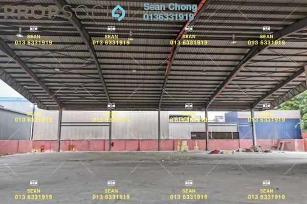 Factory For Rent in Pusat Bandar Puchong Industrial Park, Pusat Bandar Puchong Freehold semi_furnished 0R/0B 35k