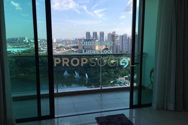 Condominium For Sale in LaCosta, Bandar Sunway Freehold Semi Furnished 3R/4B 1.2m