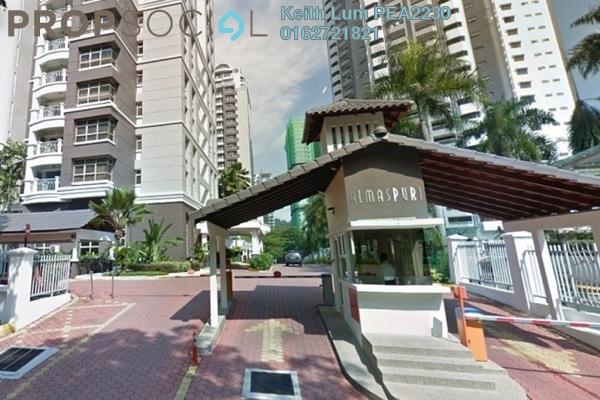Condominium For Sale in Almaspuri, Mont Kiara Freehold Fully Furnished 4R/3B 1.2m