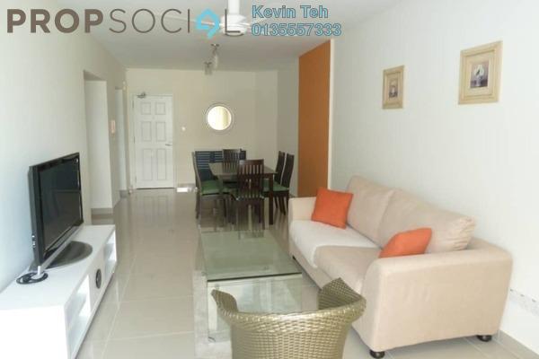 For Sale Condominium at Laman Suria, Mont Kiara Freehold Fully Furnished 2R/2B 650k