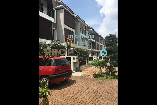 Terrace For Sale in Lake Edge, Puchong Freehold Semi Furnished 5R/5B 1.35m