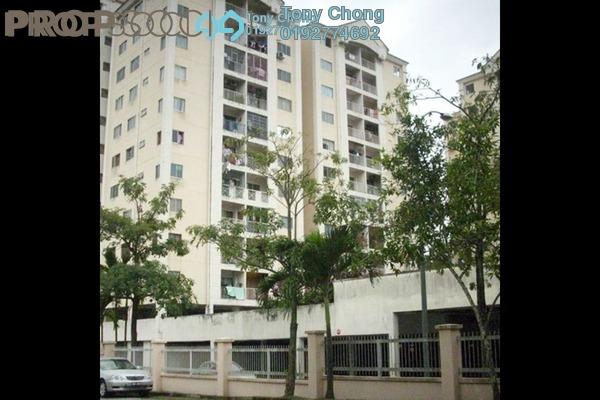 Condominium For Sale in Mount Karunmas, Balakong Freehold Unfurnished 3R/2B 250k
