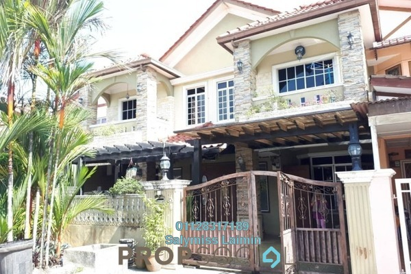 Terrace For Sale in Seri Cempaka, Cheras Freehold Semi Furnished 6R/4B 980k