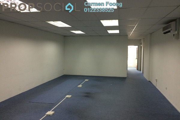 Office For Sale in 10 Boulevard, Bandar Utama Freehold Semi Furnished 0R/0B 680k