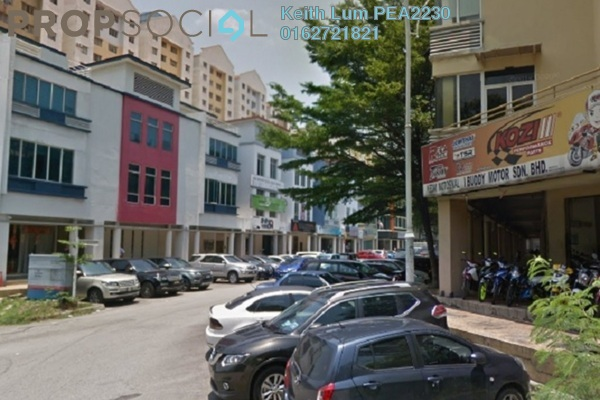 Shop For Rent in D'Aman Crimson, Ara Damansara Freehold Unfurnished 1R/1B 2.9k
