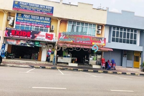 For Rent Shop at Taman Seremban Jaya, Seremban Freehold Semi Furnished 8R/2B 2k